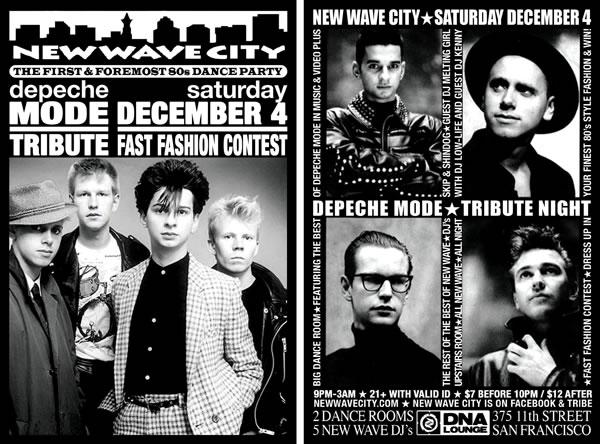 depeche mode tribute uk - 600×444